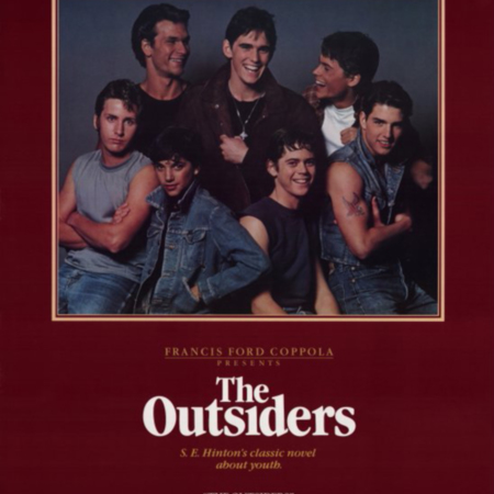 """The Outsiders"" movie poster"