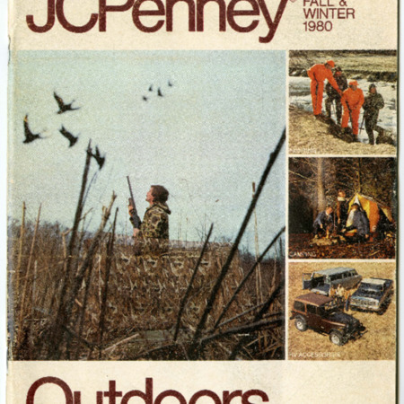 JCPenney, Outdoors, Fall & Winter 1980