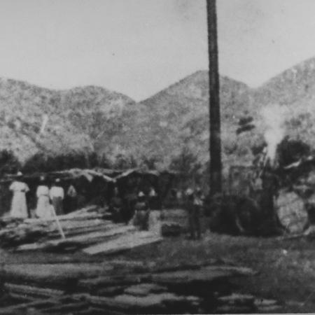 Wilson's Sawmill, Gugg's Hollow