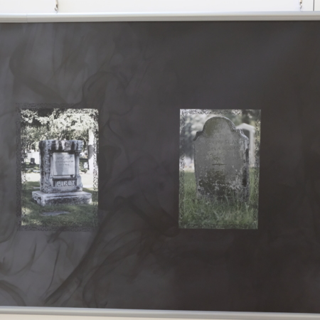 Physical Exhibit-Gravestone 2