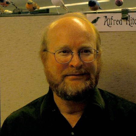 Kurt Meyer, Cataloger, Merrill-Cazier Library