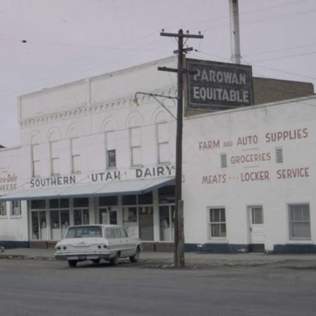Southern Utah Dairy, Parowan, Utah;