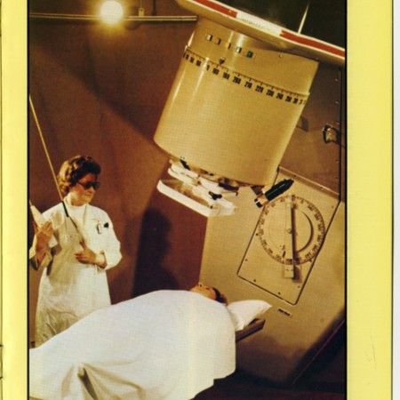 Radiation: A Fact of Life - photo of radiation treatments