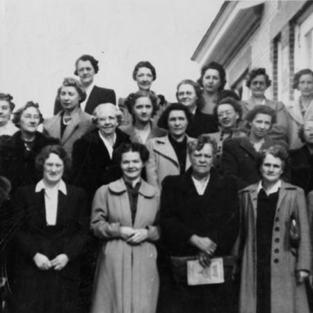 Special Interest Group of Mendon Utah, ca. 1940