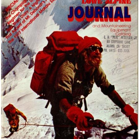 Lowe Alpine Systems, 1978