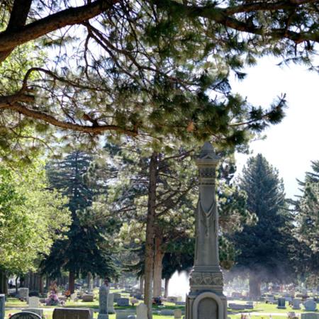 Logan Cemetery, 5