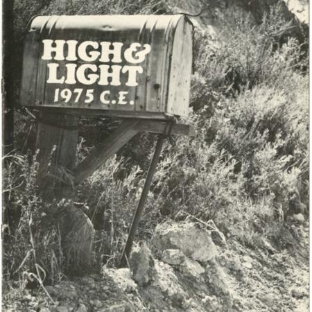 High & Light, 1975