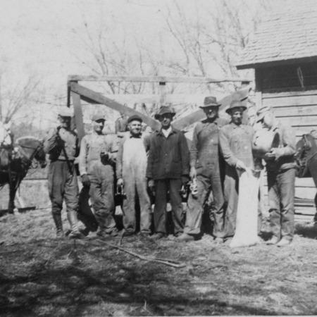Farm Machine class, March 1944