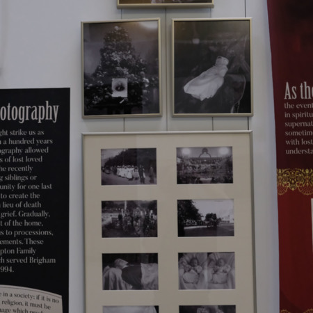 Physical Exhibit-Compton Family Photographs