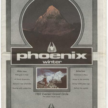 Phoenix, Winter 1982
