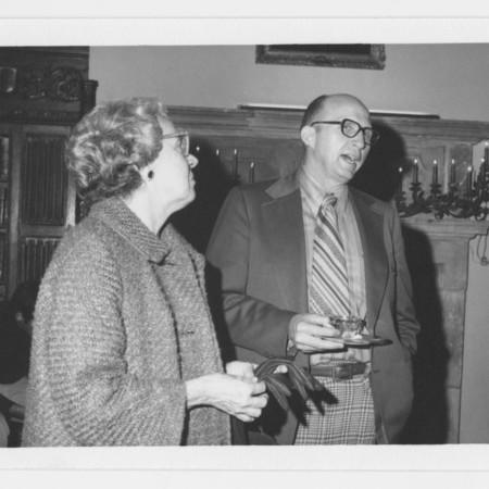 Marjorie Hatch &amp; Charles Peterson<br />