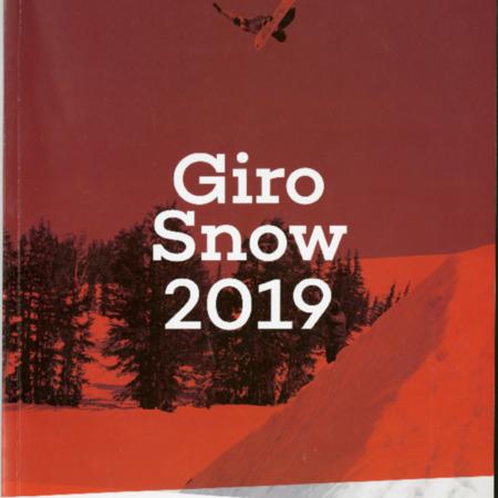 Giro, Snow 2019