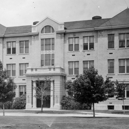 Plant Industry (Geology) Building, 1921