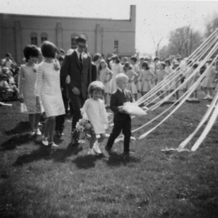 May Day procession 1967