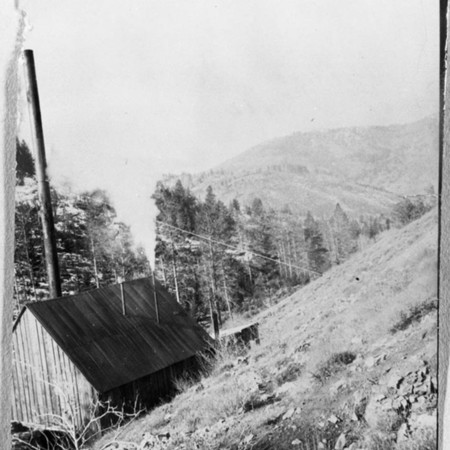 Amazon Mine, Logan Canyon, Utah, 1904 (2 of 2)