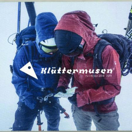 Klattermusen, Fall-Winter 2018-2019