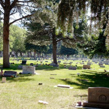 Logan Cemetery, 3