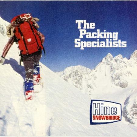 Hine Snowbridge, The Pack Specialists, 1979