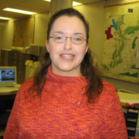 Becky Skeen, Cataloging Assistant, Merrill-Cazier Library