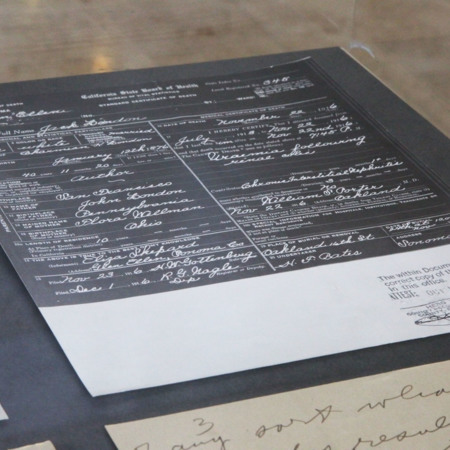 Jack London Pop-Up 100: Death Certificate