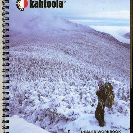 Kahtoola, Dealer Workbook 2018-2019