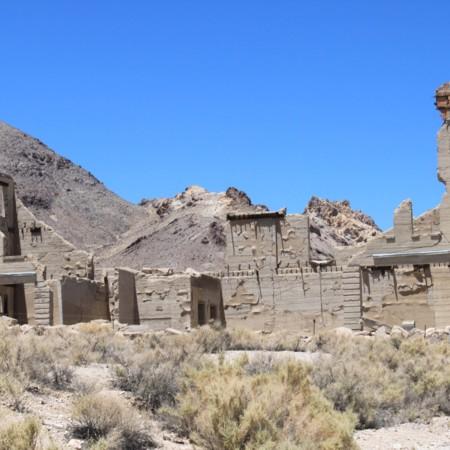 Rhyolite Ruins