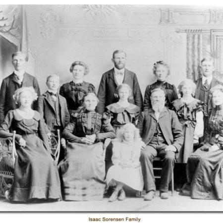 Issac Sorensen Family