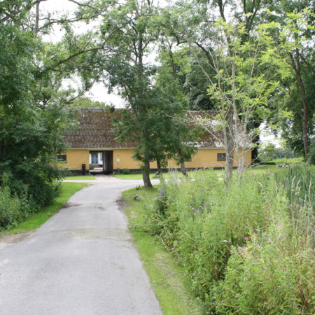 Nicolai Sorensen home in Kirke Fjenneslev, Denmark