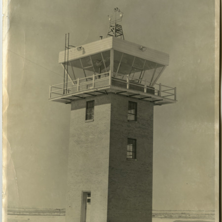 Logan-Cache Airport Control Tower