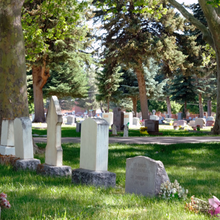 Logan Cemetery, 2