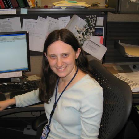 Michelle Mascaro, Cataloger, Merrill-Cazier Library