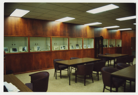 Special Collections & Archives Reading Room, Merrill Library