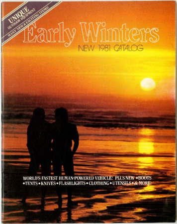 Early Winters, New 1981 Catalog