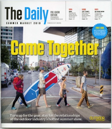 The Daily, Come Together, Summer Market 2018