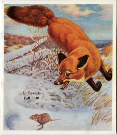 L.L. Bean, Fall 1940