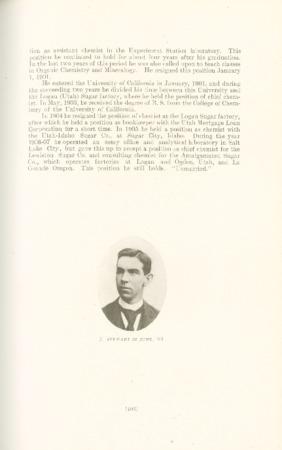 1909 A.C.U. Graduate Yearbook, Page 203