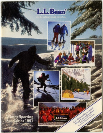 L.L. Bean, Winter Sporting Specialities, 1991