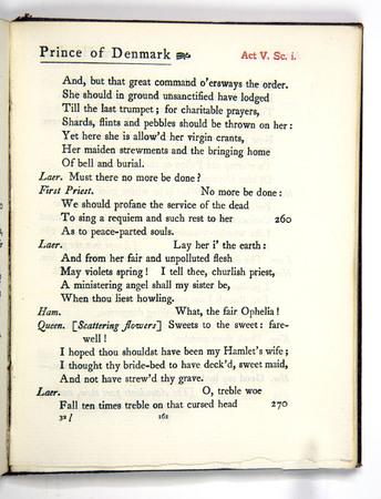 Hamlet, Act 5 Scene 1, l