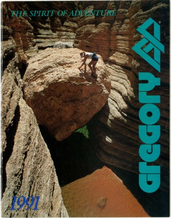 Gregory Mountain Products, The Spirit of Adventure, 1991