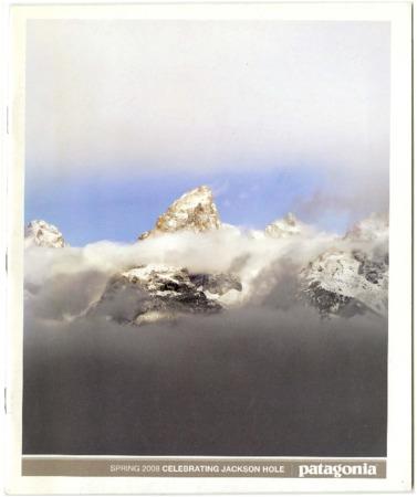 Patagonia, Spring 2008