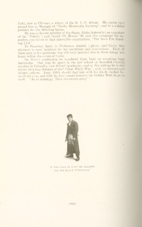 1909 A.C.U. Graduate Yearbook, Page 192