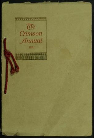 The Crimson Annual, 1914