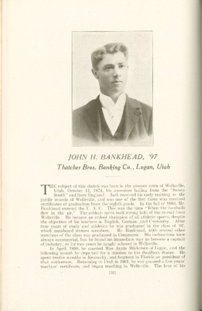 1909 A.C.U. Graduate Yearbook, Page 32