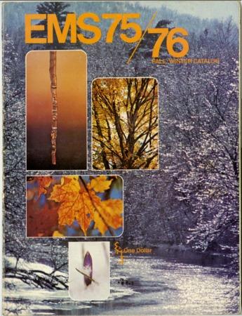 Eastern Mountain Sports, Inc. Fall/Winter 1975-1976