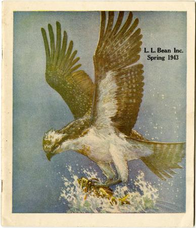 L.L. Bean, Spring 1943
