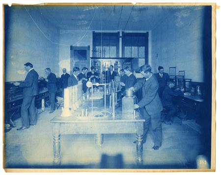 1896-1916 Agricultural College of Utah Cyanotype 14