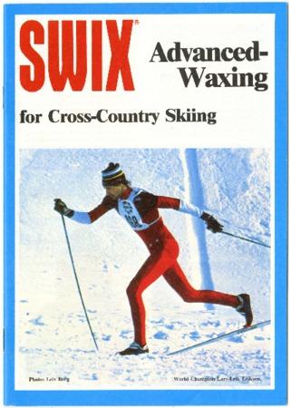 Swix, Advanced Waxing, undated