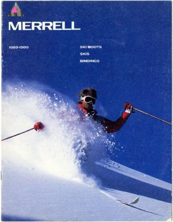 Merrell, 1989-1990