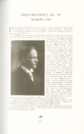 1909 A.C.U. Graduate Yearbook, Page 141