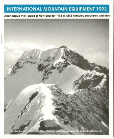 International Mountain Equipment Inc., 1993